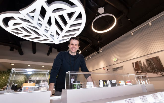 Michael Dunaway is the Chief Operating Officer for GreenBean in Woodlake. It is the second dispensary to open in Woodlake and will have a grand opening the last week of this month.