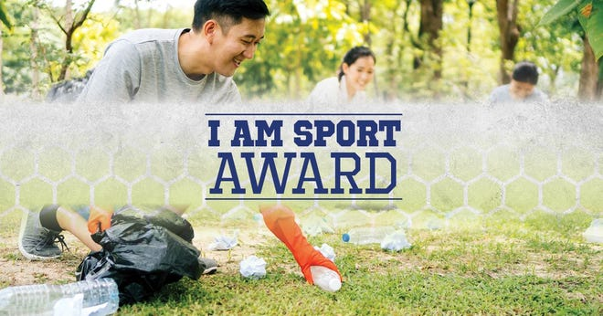 The winner of the I AM SPORT Award will be announced during the free, on-demand streaming high school sports awards show.