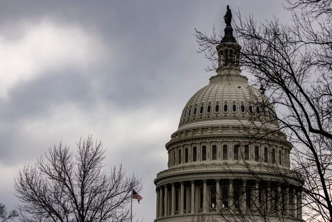 Millions of people will be watching the inauguration ceremony taking place at the Capitol.