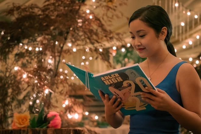 "Lara Jean (Lana Condor) prepares to graduate and enter the next phase of her life in ""To All the Boys: Always and Forever."""