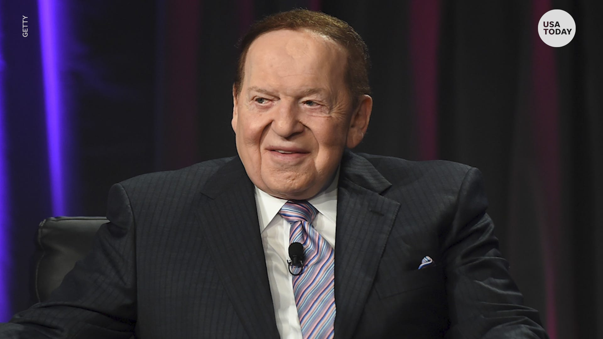 Sheldon Adelson, a casino mogul and major GOP donor, has died at the age of 87
