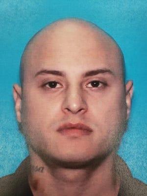 Francisco Javier Villarreal, 31, was last seen on Dec. 11 in Mexico.