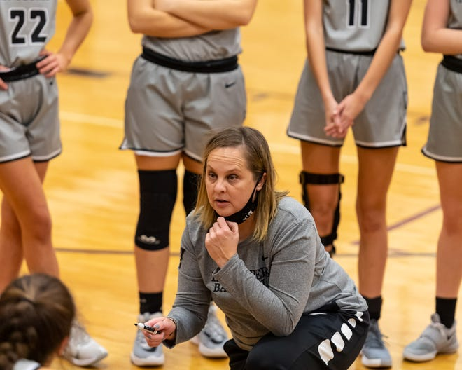 "Vandegrift girls basketball coach Marlee Webb, who is in her first season at the school, guided the Vipers to a crucial District 25-6A win over Westwood Jan. 12. ""We needed this,"" said Webb, whose team snapped a three-game losing streak and moved into a tie with Westwood for third place in the district standings."