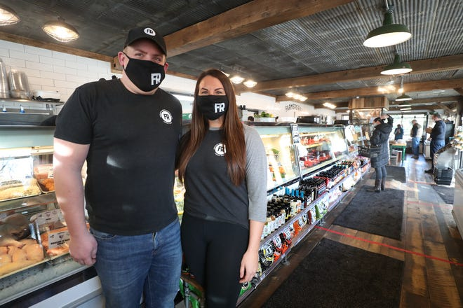Jeff and Mel Brunty, owners of The Farmer's Rail in Bath, plan to open two additional locations in the region this year.