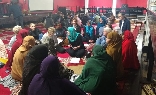 Refugee Language Project officials said engagement sessions with refugee communities have proven pivotal to cultivating relationships.