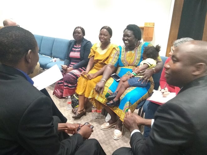 Refugee Language Project officials said the webinar's goals were to equip leaders to effectively engage the complex network of refugee communities here and amplify the voices of refugees.