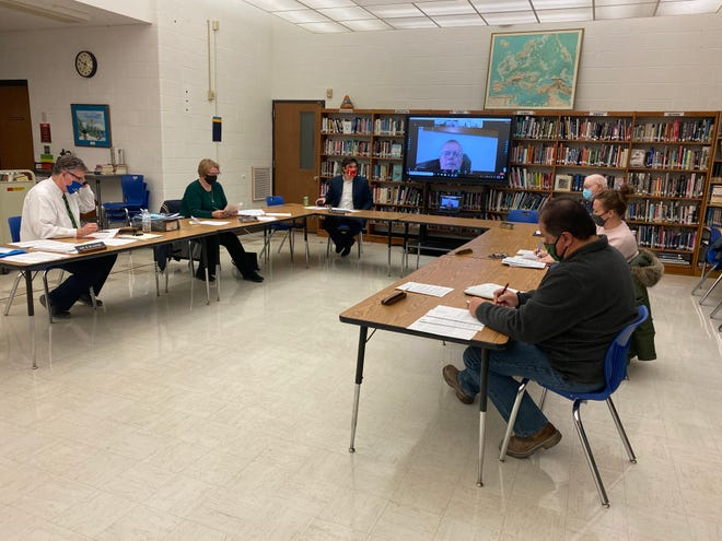 Hillsdale Board of Education meets for the first time in 2021 on Tuesday, Jan. 12.