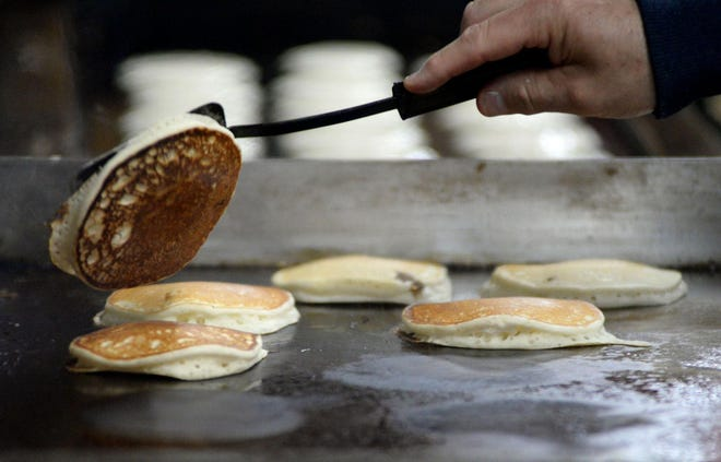 The annual Maple Syrup Festival is canceled due to coronavirus concerns.