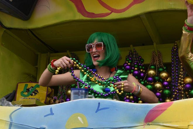 Mardi Gras krewes in Terrebonne have set the last three weekends of April as tentative dates for 2021 Carnival parades to roll.