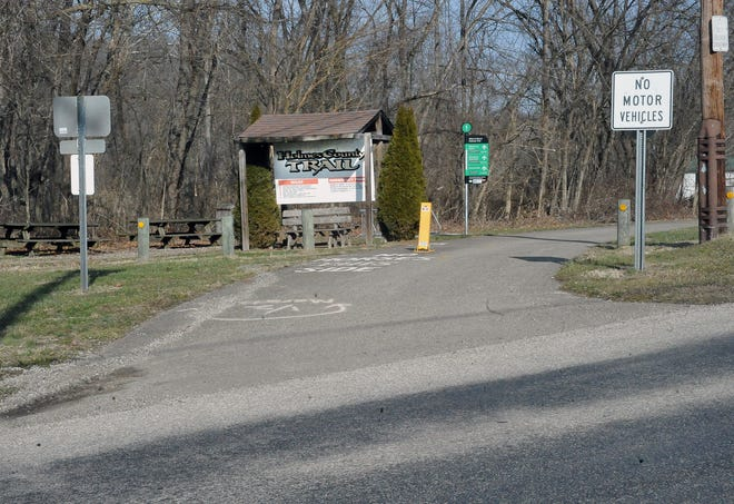 The Holmes County Trail currently runs from Fredericksburg to Killbuck then picks up again in Glenmont. Funding through the Ohio Department of Natural Resources will allow the Holmes County Park District to complete the trail between Killbuck and Glenmont.