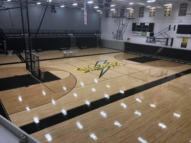 So far, Galesburg High School's John Thiel Gymnasium hasn't seen much action in the 2020-21 school year.