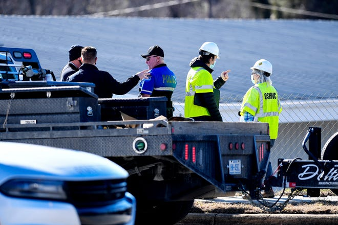 One person died and four others were injured when a retaining wall collapsed in the parking lot of the Hajoca Showroom in Hendersonville Jan. 13, 2021, and five citations have been issuedto three companies by the N.C. Department of Labor as aresult.