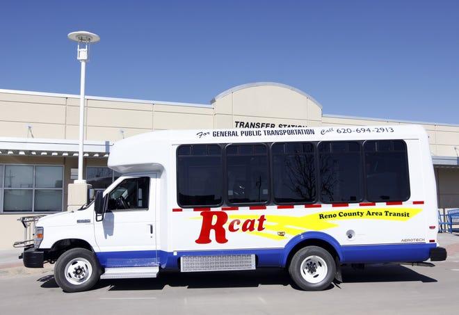 Reno County Area Transit bus