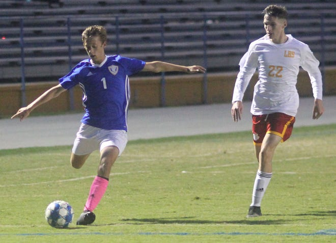 The area returns several standout soccer players this season. [Chris Miller / The Daily News]