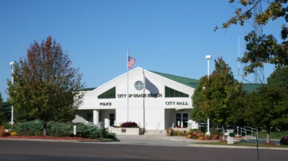 Osage Beach City Hall.