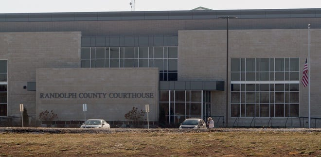 Randolph County Justice Center
