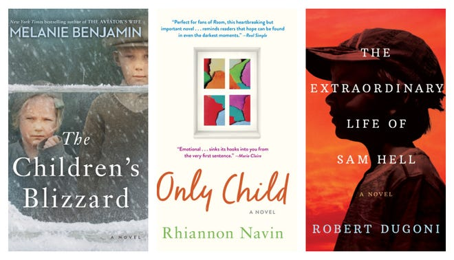 These three novels shed light on childhood trauma.