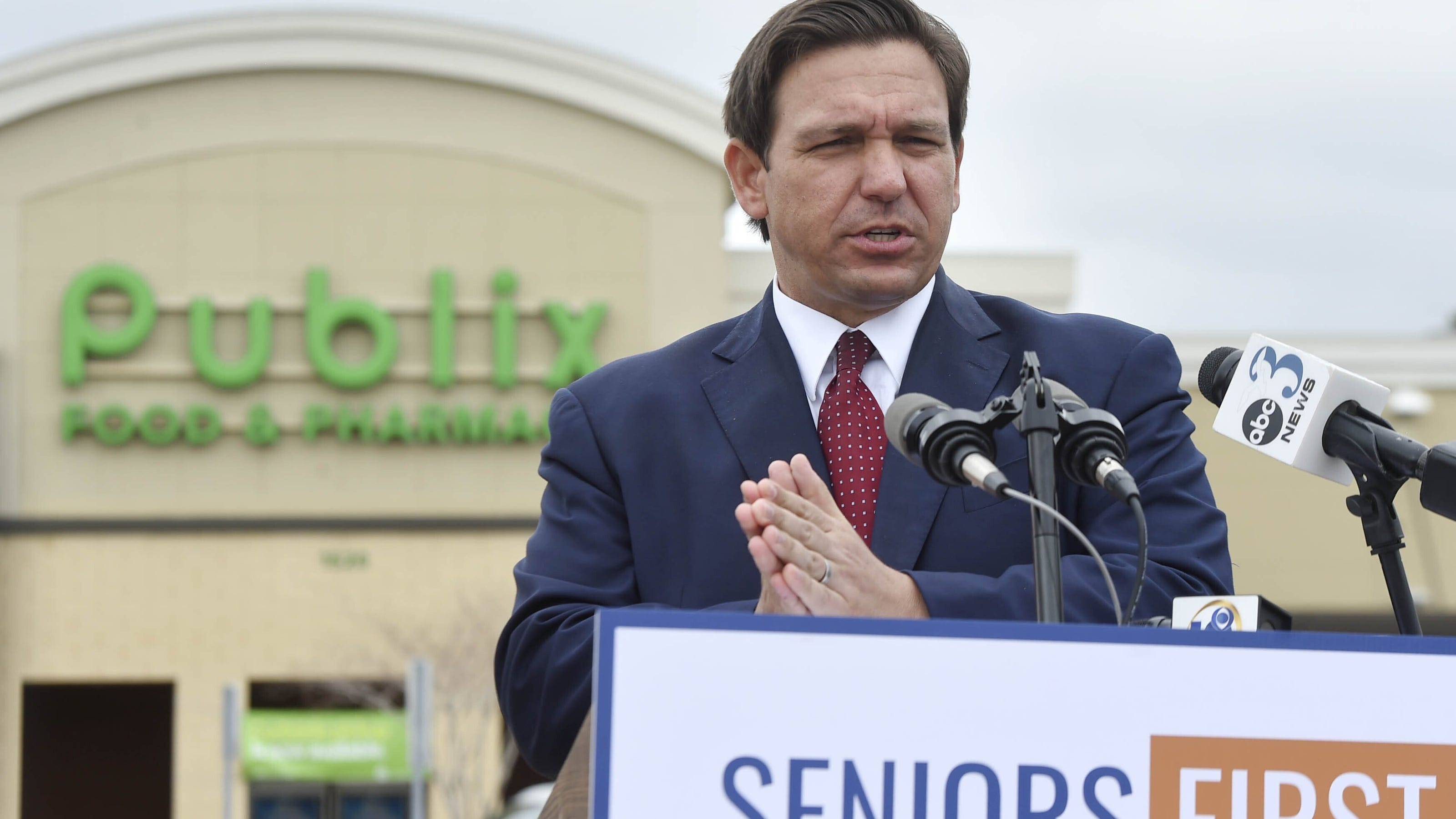 County commissioners furious about Publix vaccine plan