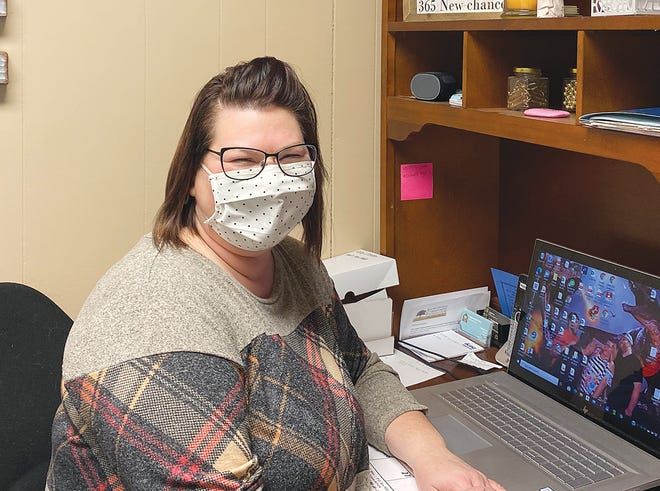 Pratt Hope Center Director Pam Ford is back at work after recovering from COVID-19 hospitalization. She said she is very thankful to Pratt Regional Medical Center physicians and staff for their service to community members.