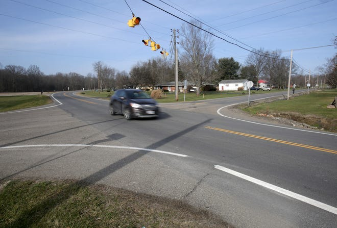 The Ohio Department of Transportation plans to construct a traffic roundabout at Edison Street and McCallum Avenue NE in Lexington Township. The work is to begin this spring.