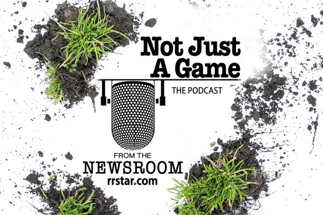 """""""Not Just a Game"""" weekly sports podcast"""