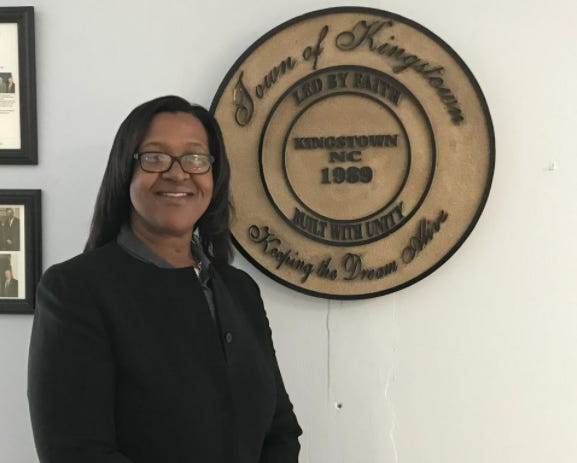 Clarissa Jennings-Reid has stepped down as mayor of Kingstown.