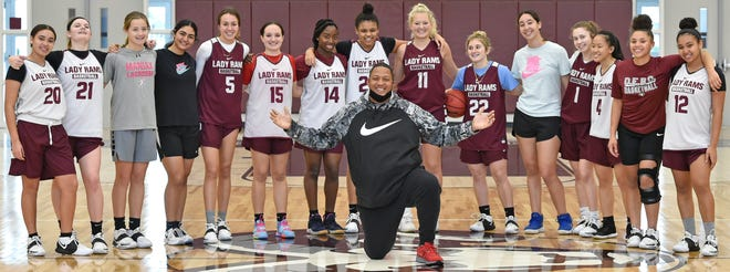 The Riverview High girls basketball team will be home Tuesday in the regional quarterfinals against Tampa Plant.
