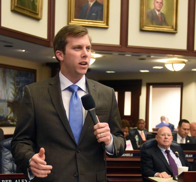 House Budget Chair Jay Trumbull, R-Panama City