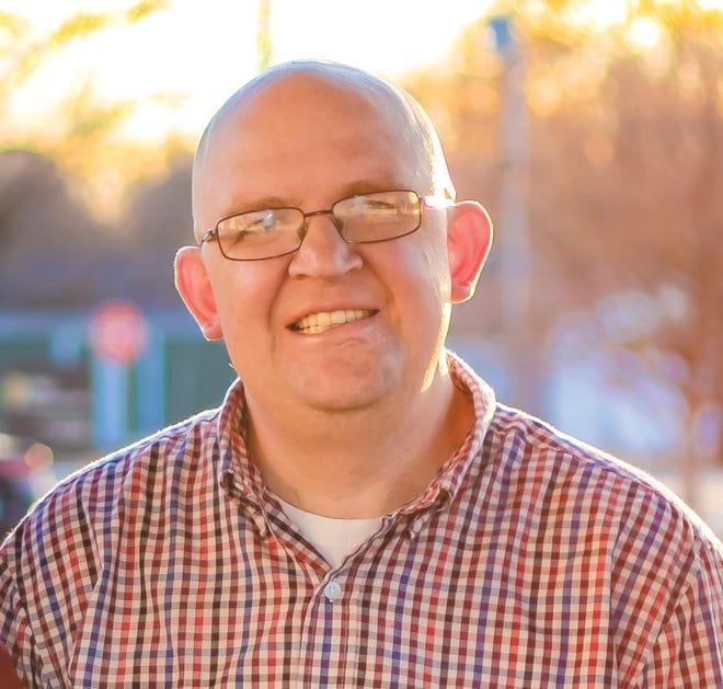Justin Dunn, pastor of University Baptist Church.
