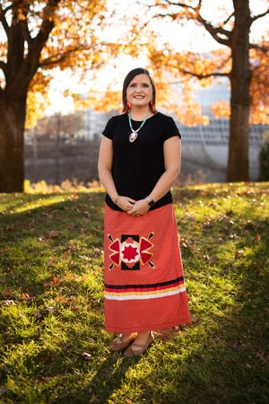 Amanda Bradley, Health System Specialist with Indian Health Services.