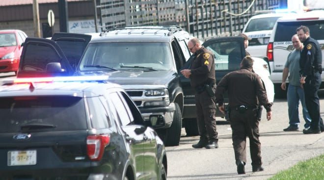 Police from several local jurisdictions were involved with this 2018 multi-county vehicle chase that ended on Tenney Street in Kewanee. Local police chiefs say new legislation would adversely affect the ability to do their jobs.