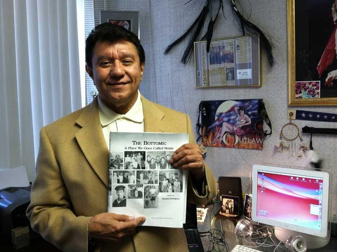 "Tom Rodriguez will give a free presentation Sunday via Zoom about a former Topeka community called ""The Bottoms."""