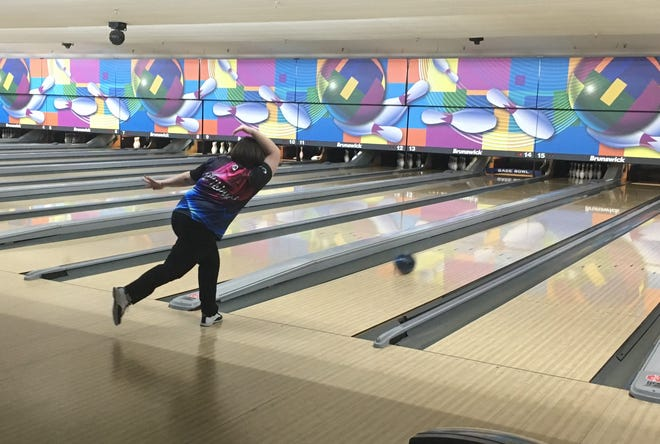 Seaman's Makenzie Millard opened the 2021 season with a big performance at Tuesday's Hayden Quad. Millard, last year's Centennial League champion, rolled just the second 700 series in Seaman girls history, winning the quad by more than 100 pins.