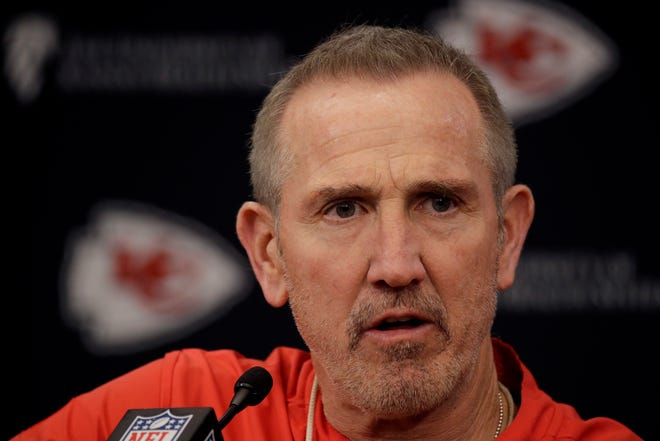 If it's the NFL playoffs, then Grafton native Steve Spagnuolo must be preparing a defense for an opponent.