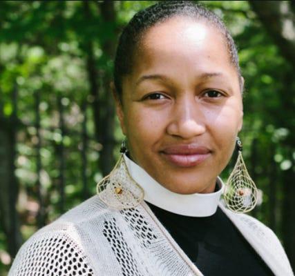 The Rev. Mariama White-Hammond