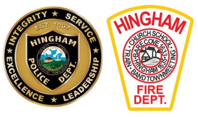 The Hingham Police Department is hoping to add a part time mental health worker in 2021, while the fire department is looking to add an additional firefighter.