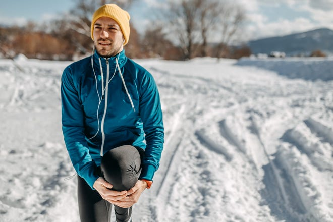 With these expert tips, New Englanders can keep their feet and bodies happy by walking and running all winter.