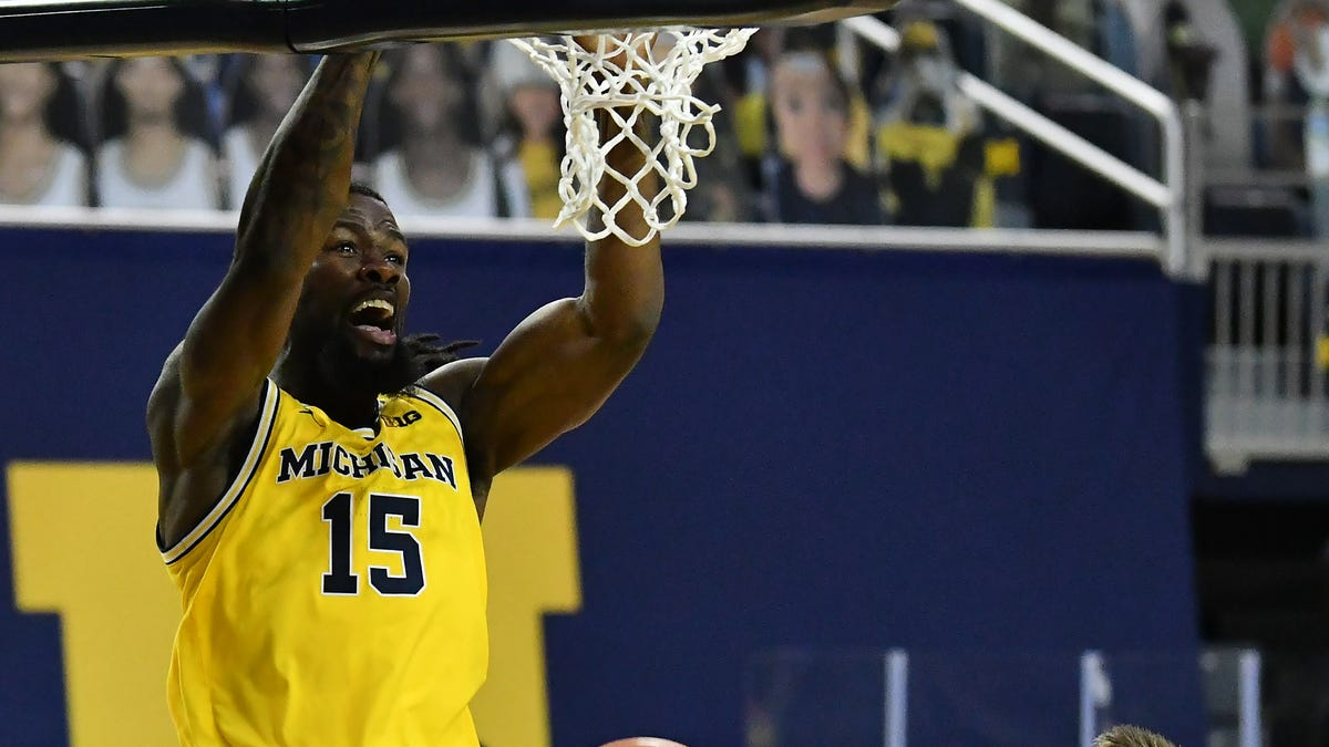 No let up: Michigan's full-throttle approach giving foes no breaks 1