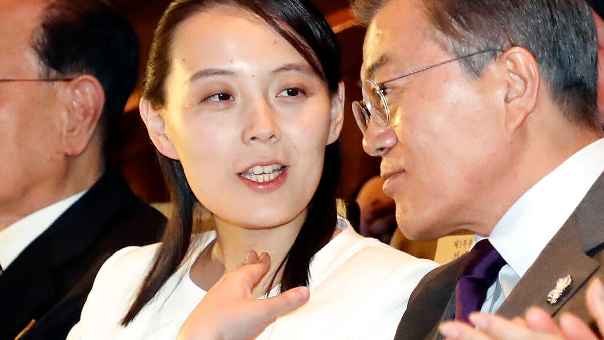 Demoted? Pushed aside? Fate of Kim Jong Un's sister unclear 1