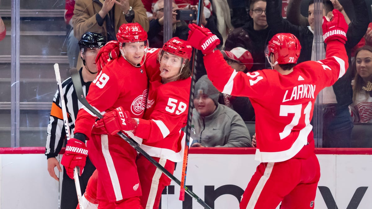 Five predictions for the 2021 Red Wings: They'll be better than last season, right? 1