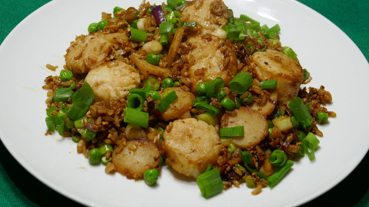 Quick Fix: Tasty scallops dish requires very little cooking 1