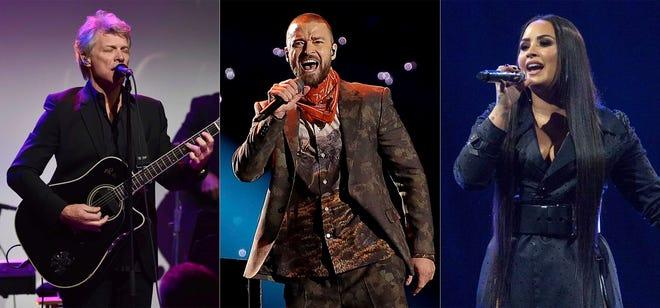 Jon Bon Jovi, Justin Timberlake, dan Demi Lovato akan tampil di acara khusus TV selama 90 menit untuk merayakan pelantikan Joe Biden sebagai presiden Amerika Serikat.