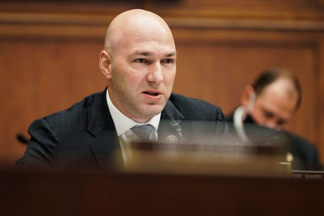 U.S. Rep. Anthony Gonzalez, a Rocky River Republican, was among 35 House Republicans to vote in favor of a new commission to probe the insurrection at the U.S. Capitol earlier this year.
