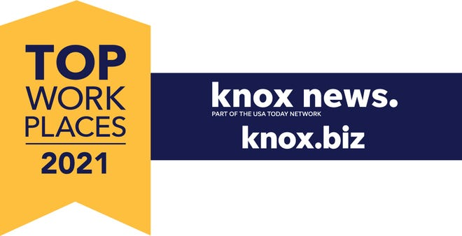 Top Workplaces 2021 is presented by Knox News and Knox.biz magazine.