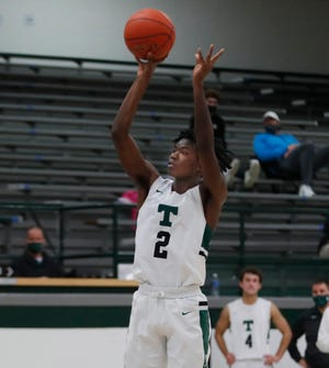 Trinity's Miles Franklin makes two. 01/12/21