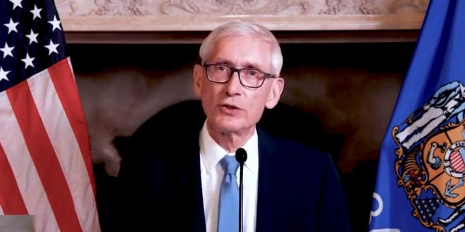Governor Tony Evers aims to allocate $43 million for Wisconsin's ag economy in the state's 2021-23 biennial budget.