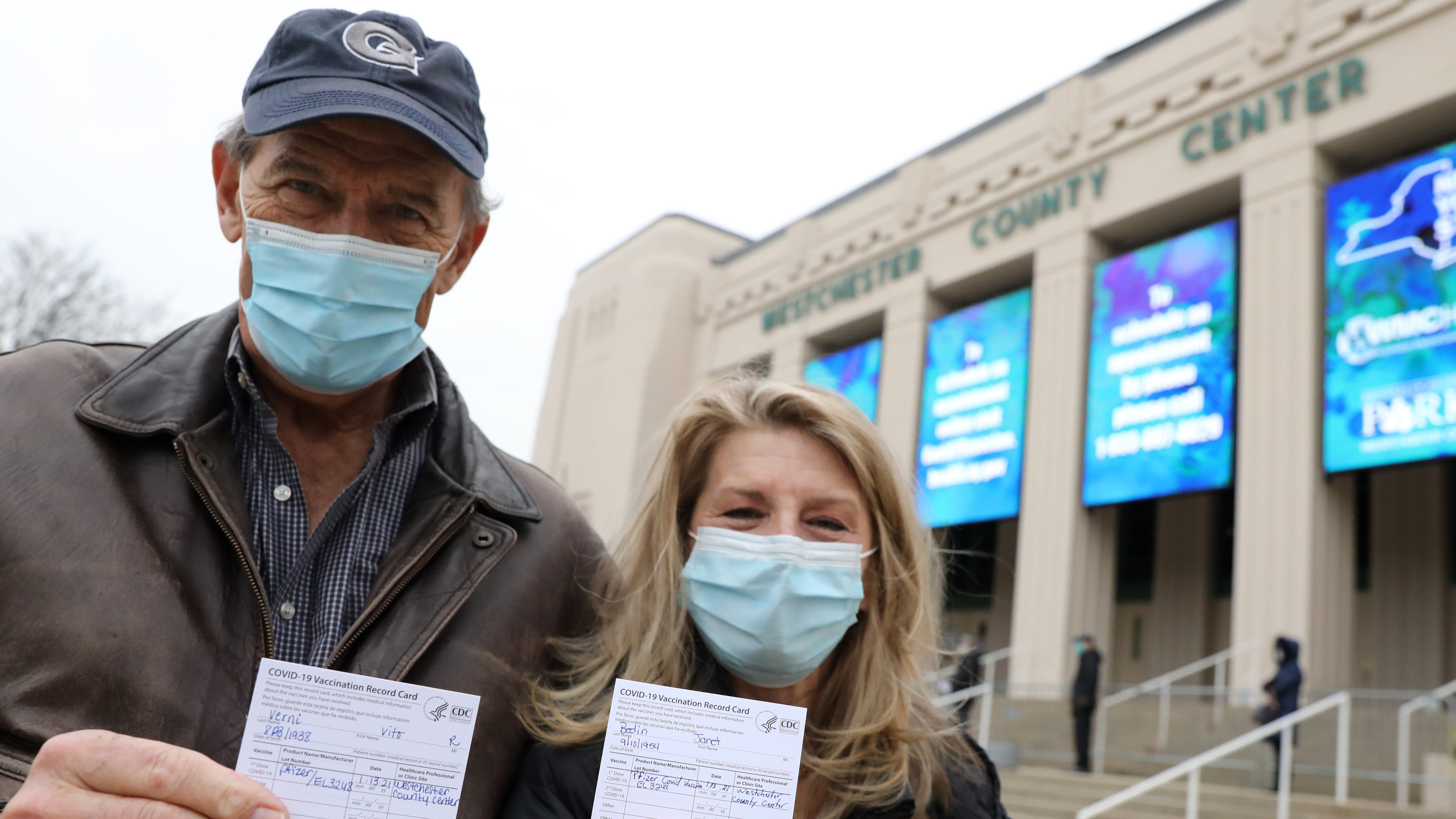 Yonkers, Rockland seek regional vaccine sites
