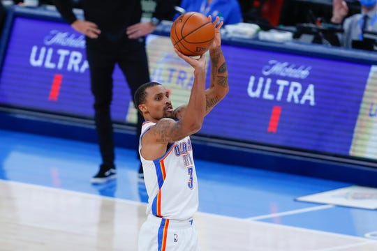 Oklahoma City Thunder guard George Hill pushed back against the NBA's stricter COVID-19 safety protocols.