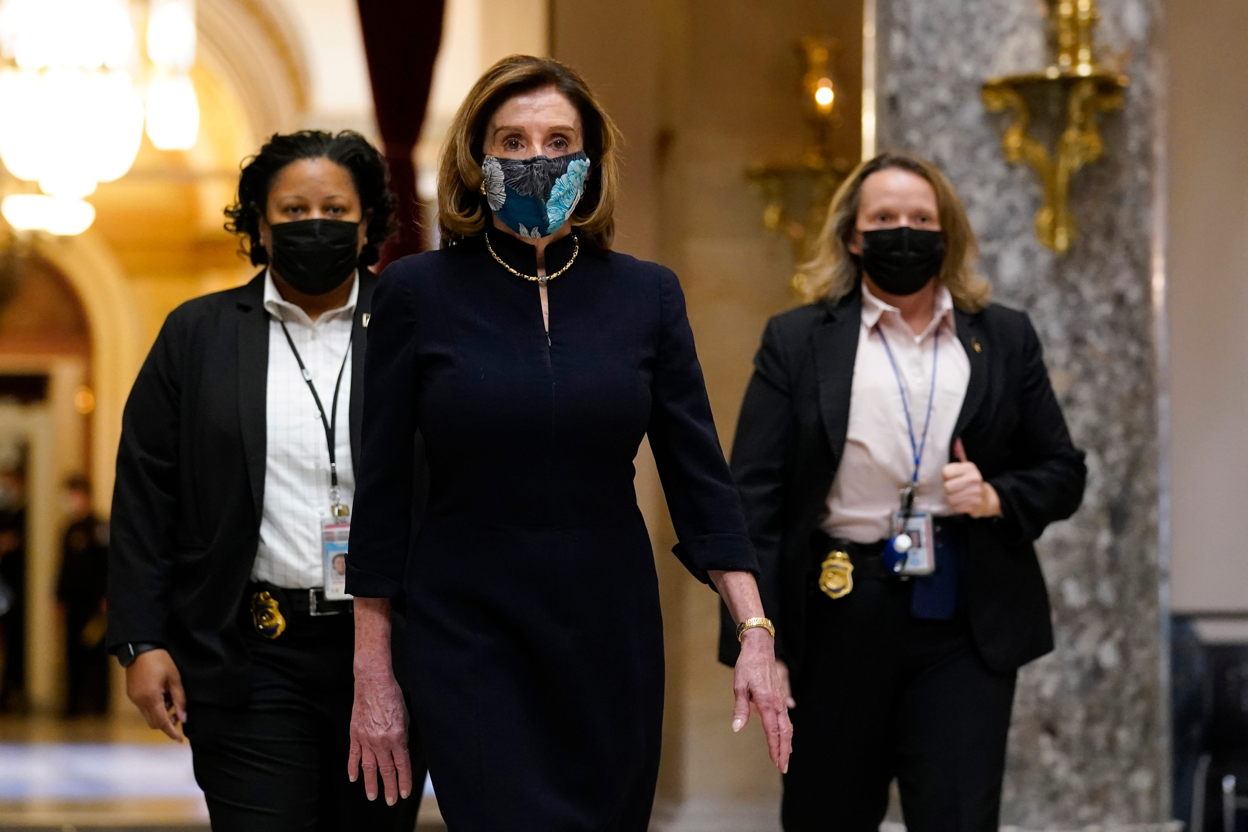 Trump impeached second time by House for 'incitement' of Capitol riot