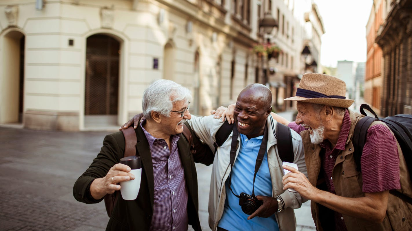 Can you be too old to travel? Age isn't as important as your mental, physical fitness level